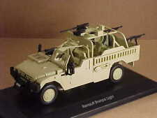 Editions Atlas #ATL 2440 401 1/43 Renault Sherpa Special Forces Combat Vehicle