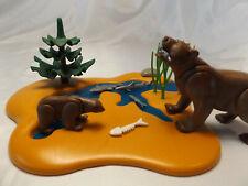 Wildlife Farm Fishing Rod Bait /& Line Playmobil New Spares