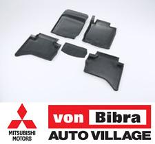 Brand New Genuine Mitsubishi Triton MN - MQ High edge Rubber Mats 07-current '17