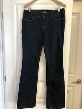 GUESS Women's Sarah Fit Medium Rise Bootcut Jeans Size 31
