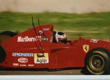 Gerhard Berger Ferrari 412 T2 F1 Season 1995 Signed Photograph 1