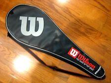 Wilson Badminton Racquet Cover - Brand New!