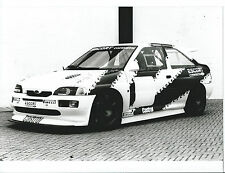 Ford Escort RS Cosworth 1992 Original fotografía de prensa Superturismo 24 X 18cm