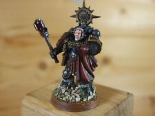WARHAMMER SPACE MARINE RED SCORPIONS COMMANDER CAPTAIN PAINTED (4268)