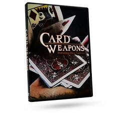 Card Weapons- 25 Card Moves & Tricks