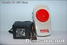 Transformateur et régulateur de vitesse Avec fiche de connexion PIKO 55003
