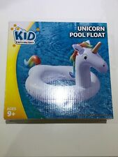 Unicorn Pool Float By Kid connections . Age 9+ RRP £14