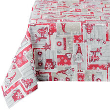 Mantel Papá Noel f016-05bw 90 x 90 cm patio