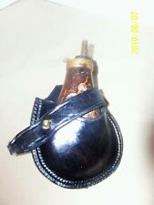 black Powder flask pouch Only