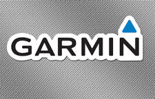 """Garmin 28"""" GPS Full Color Stickers Decals Fishing Boat Trailer Lure Tackle Box"""
