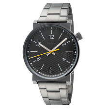 Fossil FS5508 Men's Barstow Smoke Stainless Steel 42mm Watch