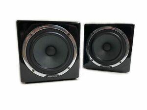 Avantone Active MixCube Studio Monitors in Black (Pair)