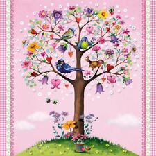 4 x Paper Napkins - Love Tree  - Ideal for Decoupage / Napkin Art