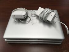 Lot of 3 Apple MacBook Pro A1278 for Parts or Repair