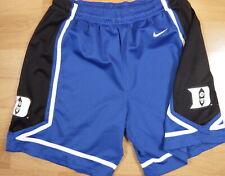 Mens Nike Duke Blue Devils Basketball Shorts Size Large
