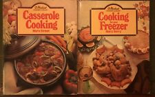 St. Michael Cookery Library: Cooking For Your Freezer And Casserole Cooking PBs