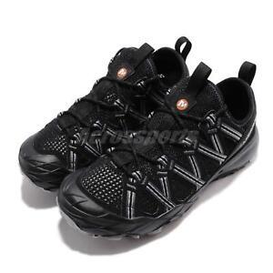 Merrell Choprock Vibram Black Grey Men Outdoors Hiking Trail Water Shoes J48675