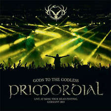 PRIMORDIAL - Gods To The Godless: Live At Bang Your Head Festival 2015 - Ltd. Di