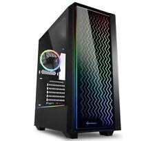 8038490000 Sharkoon RGB Lit 200 Midi Tower ATX D