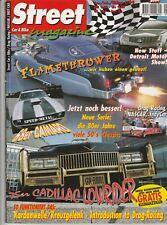 Street Magazine : 01/1999 : 68er Camaro