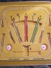Vintage Boye Circular Needle Set 2633720 in the Case 7