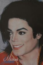 MICHAEL JACKSON - A3 Poster (ca. 42 x 28 cm) - Clippings Fan Sammlung NEU