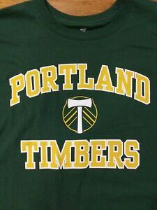 NEW Portland Timbers MLS Major League Soccer T-shirt, Sz L