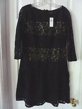 Ann Taylor Women's Size 8 Lace Dress (New with Tags)