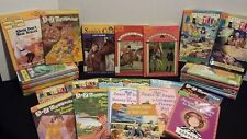 Pre Teen mixed lot of books - 27 books total - A to Z Bailey Saddle Detectives
