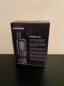 NEW Garmin GPSMAP 64s Handheld GPS Unit* 010-01199-10