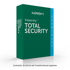 Kaspersky Total Security, Multi-Device, 2019, 5 Geräte 1 Jahr NEU