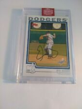 2019 Topps Archives Signature Series Eric Gagne auto autograph /92 Dodgers