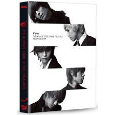 Korea Music FTIsland - The Ultimate Story of Five Treasures (2 DISC) (DVDM128)
