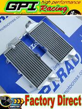 GPI R&LH aluminum radiator YAMAHA YZF250 YZF 250 YZ250F 2010 2011 2012 2013