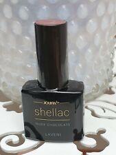 Nuevo * jolifin laveni Shellac * nude chocolate * 12 ml
