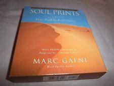SOUL PRINTS-MARC GAFNI 4 DISC AUDIO BOOK NEAR MINT CD