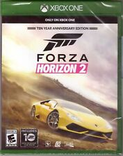 Forza Horizon 2 (XBOX ONE) NTSC Physical Version - Brand New