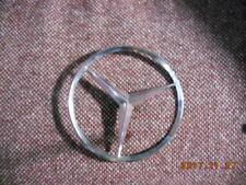 Vintage Mercedes Star Trunk Emblem