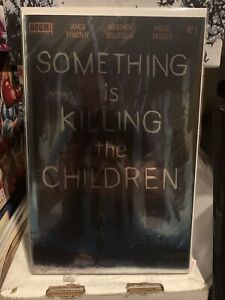 Something Is Killing The Children 1 Foil LCSD Near Mint Optioned Comic