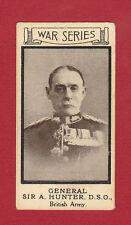 PICTURE HOUSE HARROGATE - VERY RARE MILITARY CARD - WAR PORTRAITS NO. 27  - 1915