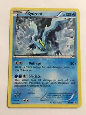 Pokemon: Kyurem EX BW44 Card From Kyurem Figure Box Promo NM
