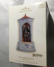 Hallmark Keepsake Ornament Harry Potter Gargoyle Guard 2008 Magic Sound Motion