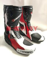 New Model 2019 Motorbike Racing Shoes / Motorcycle Boots All Size Available