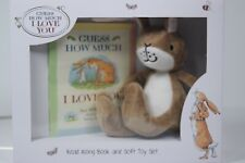 Guess How Much I love You Read Along Book & Soft Toy Set