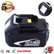 Makita 3.0AH 18V Li-ion Battery BL1830B For Makita Lxt Drill Saw Driver BL1845