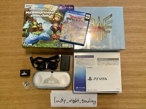 PS Vita Dragon Quest Metal Slime Edition Dragon Quest Builders PCHJ 10028 USED