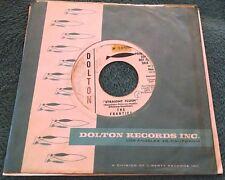 The Frantics - Straight Flush/Young Blues 45 Promo Dolton surf VG