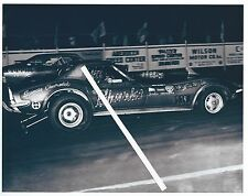 "1960s Drag Racing-""Jungle Jim"" '69 Nova vs ""The Shark!"" Corvette-Cecil County"