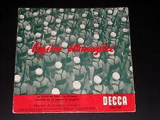 45 RPM EP - Legion Extranjera - Le Hi a Caid - Años 1960