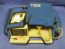Zoll PD-2000 Patient Monitor with carrying bag,cables